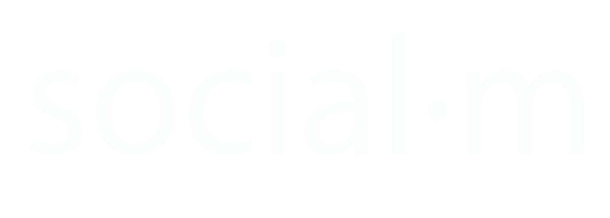 social – m Logo